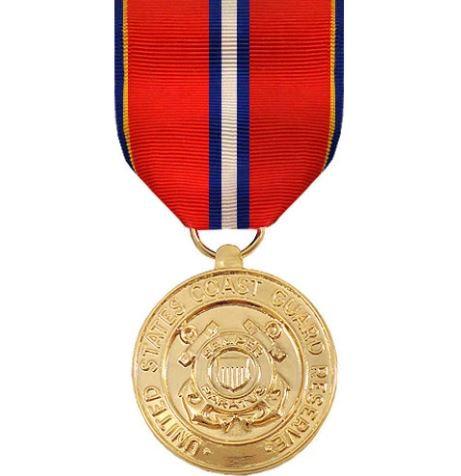 Coast Guard Reserve Good Conduct Medal