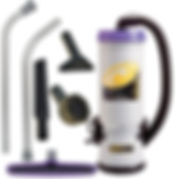proteam 6 quart backpack vac