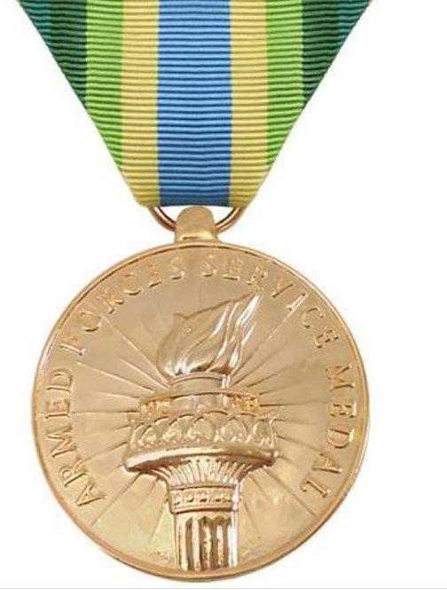 Armed Forces Service Medal