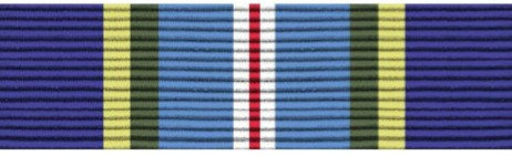 Cost Guard Special Operations Service Ribbon