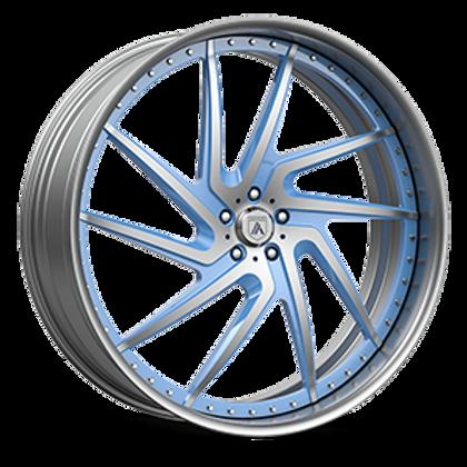 Asanti Legacy FS09 Blue  Brushed
