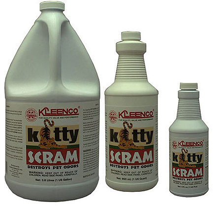 Kleenco Kitty Scram