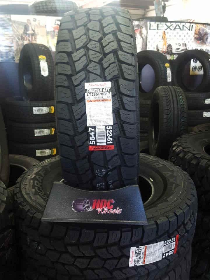 hdc wheels tire store