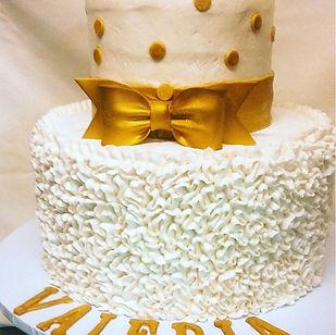 white and gold birthday cake.jpg
