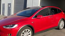 Window Tint Tesla
