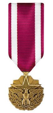 Meritorious Service Miniature Medal (Coast Guard)