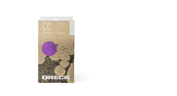 Oreck Disposable HEPA Bags, CC Superior Filtration