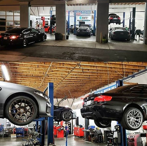BMW Service Center