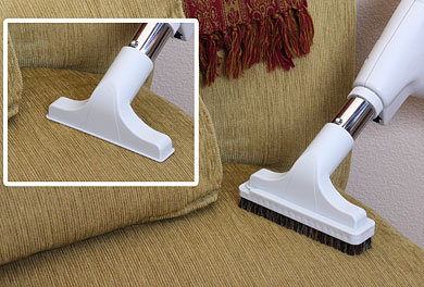 MD Stealth Upholstery Tool With Removable Brush