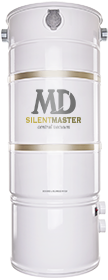 MD SilentMaster Central Vacuum System