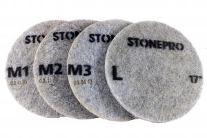 Stone Pro  DIP Diamond Impregnated Pads