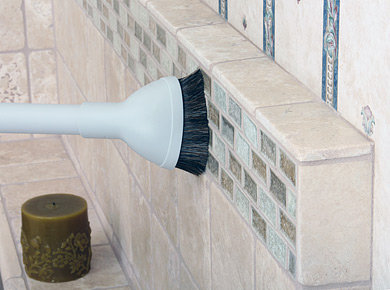 MD Stealth Oval Dusting Brush