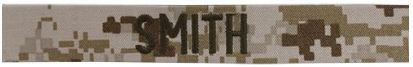 Marine Corps  Desert Digital Name Tape