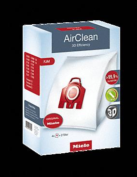 Miele FJM AirClean 3D Filter Bags
