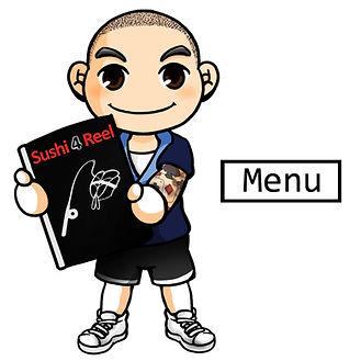 sushi 4ree menu