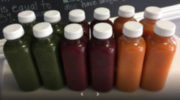 custom juice cleanse