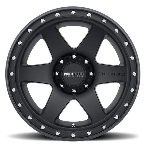Method 610 Con Matte Black