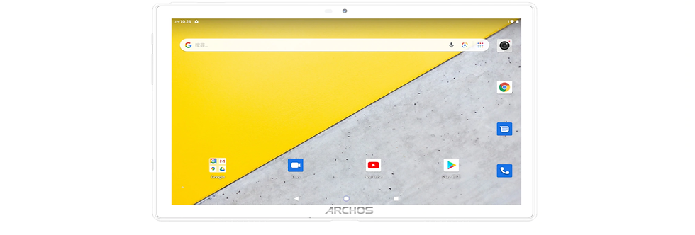 archos t101 4G touch tablet