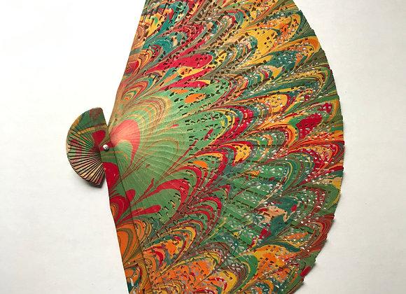 Marbled Fan