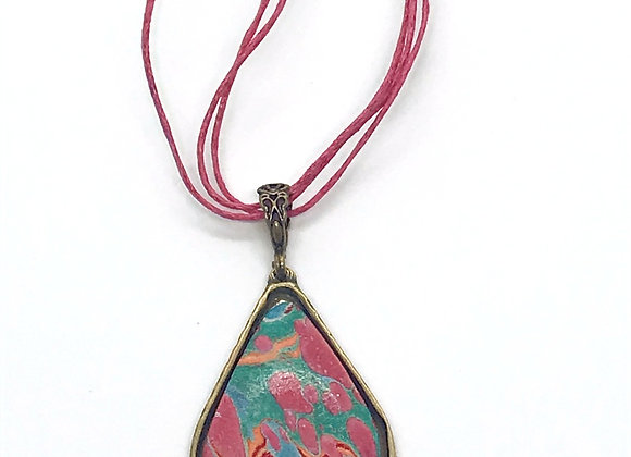 Marbled Pendant Pinky