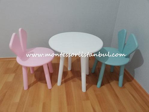 Ürün No: 37054329 Masa, Sandalye