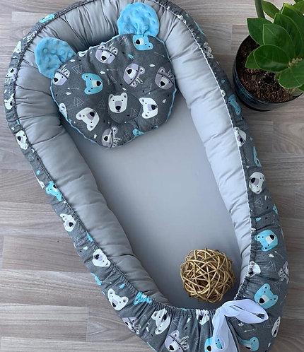 Ürün No: 48054036 Bebek Yuvası, Bebek Kafa Desteği