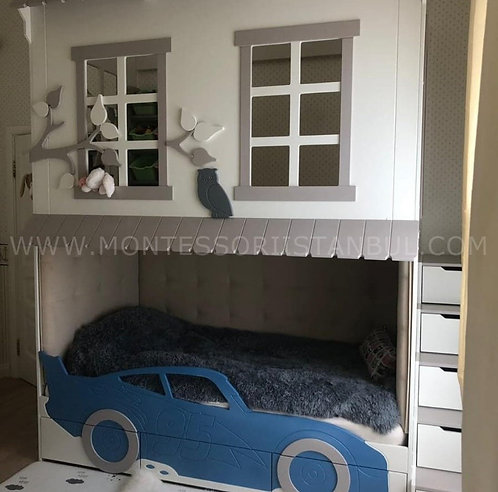 Ürün No: 33354397 Premium Montessori Yatak