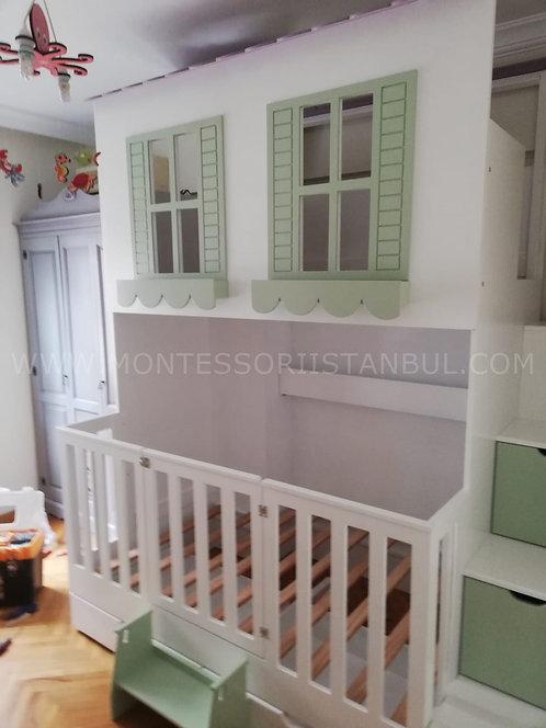 Ürün No: 33354405 Premium Montessori Yatak