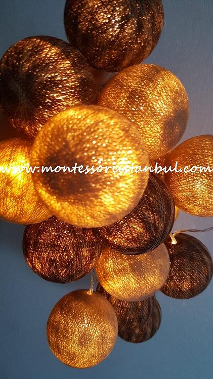 Ürün No: 32654280 Işıklı top