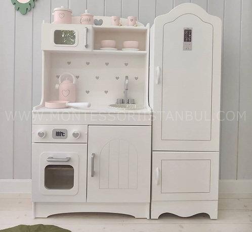 Ürün No: 90000081 Ahşap Oyuncak Mutfak