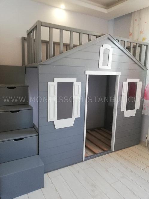 Ürün No: 33354404 Premium Montessori Yatak