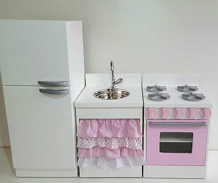 Ürün No: 90000033 Ahşap Oyuncak Mutfak