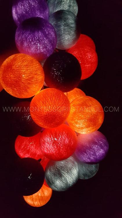 Ürün No: 32654316 Işıklı top