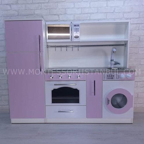 Ürün No: 90000067 Ahşap Oyuncak Mutfak