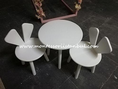 Ürün No: 37054338 Masa, Sandalye