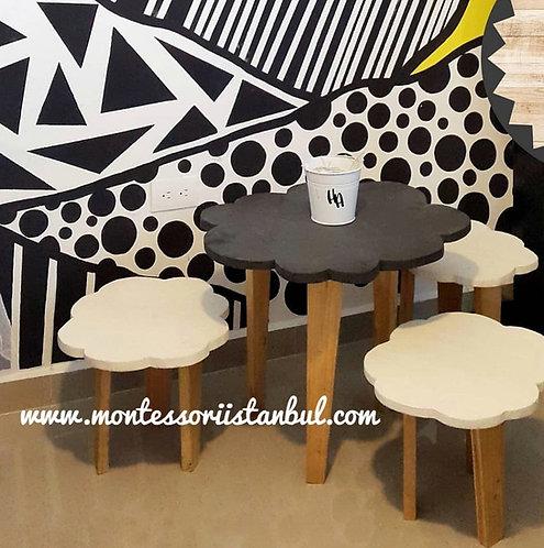 Ürün No: 37054323 Masa, Sandalye