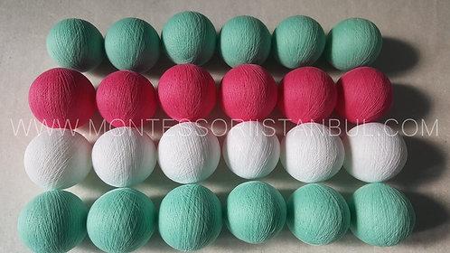Ürün No: 32654319 Işıklı top