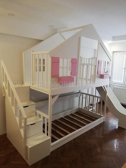 Ürün No: 33354401 Premium Montessori Yatak