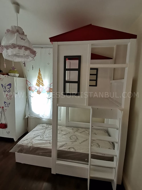 Ürün No: 33354420 Premium Montessori Yatak