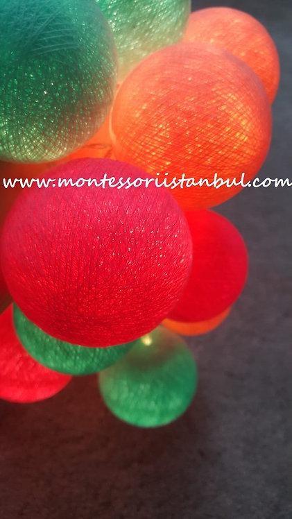 Ürün No: 32654277 Işıklı top