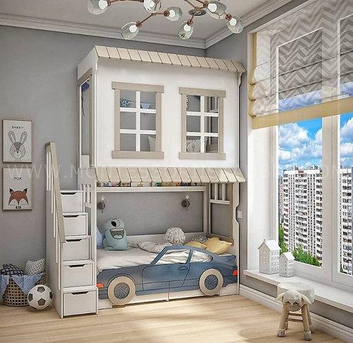 Ürün No: 33354411 Premium Montessori Yatak (3D)