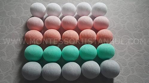 Ürün No: 32654396 Işıklı Toplar