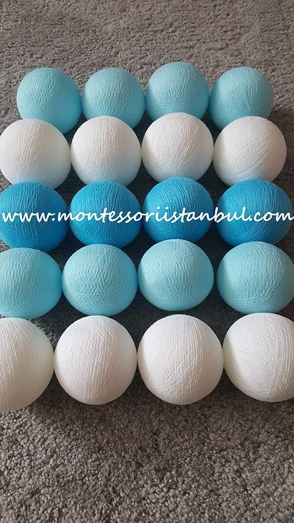 Ürün No: 32654251 Işıklı top
