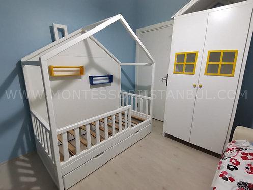 Ürün No: 33054622 Montessori Yatak