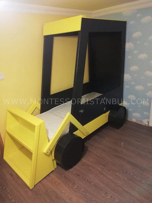 Ürün No: 33354335 Premium Montessori Yatak