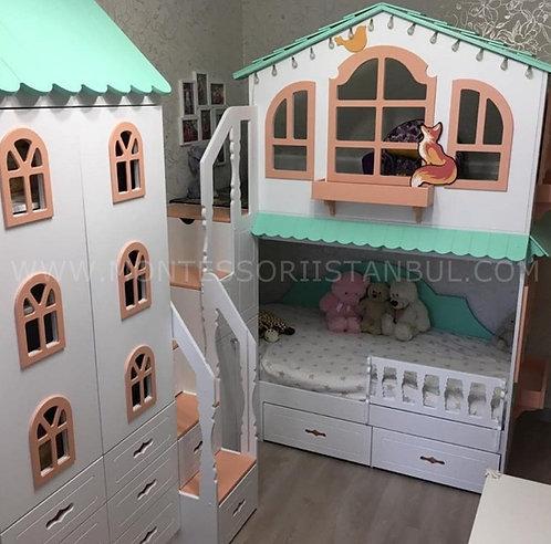 Ürün No: 33354396 Premium Montessori Yatak