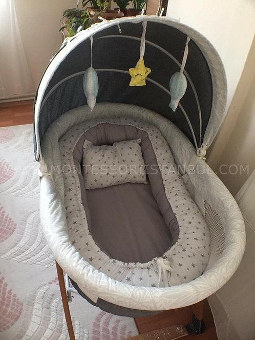 Ürün No: 48054040 Bebek Yuvası, Yastık Kılıfı