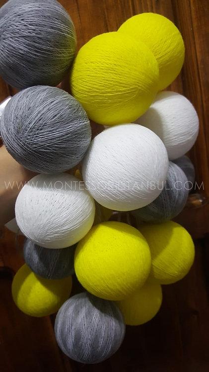 Ürün No: 32654338 Işıklı top