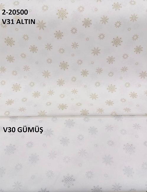 Ürün No: W32853931 Yaldızlı Poplin Kumaş