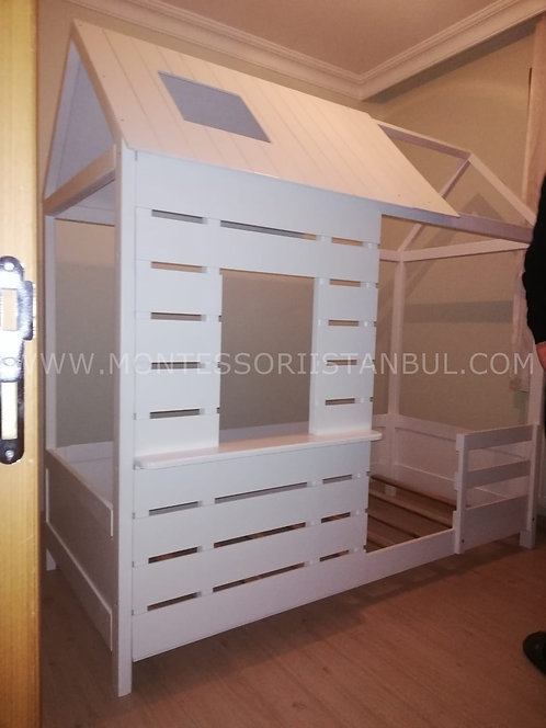 Ürün No: 33054562 Montessori Yatak